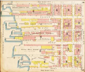 Insurance Plan of Kingston, Jamaica (Sheet 5)