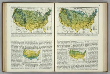 Annual Snowfall.  Atlas of American Agriculture.