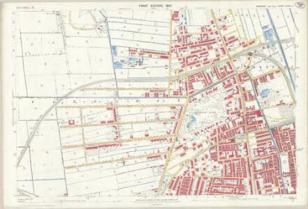 Yorkshire CCXXVI.14 (includes: Sculcoates) - 25 Inch Map