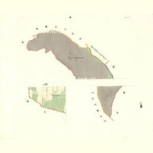 Passek - m2230-1-002 - Kaiserpflichtexemplar der Landkarten des stabilen Katasters