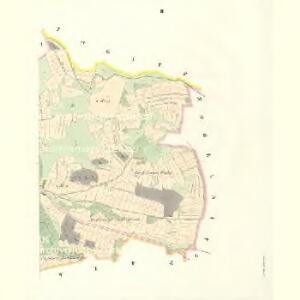 Trzebschitz (Třebčice) - c8012-1-002 - Kaiserpflichtexemplar der Landkarten des stabilen Katasters