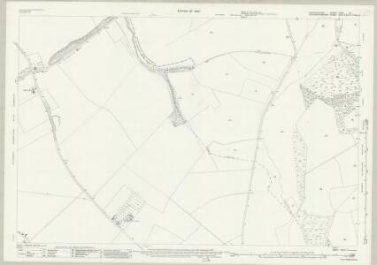 Bedfordshire XXXII.13 (includes: Eaton Bray; Edlesborough; Ivinghoe; Studham; Whipsnade) - 25 Inch Map