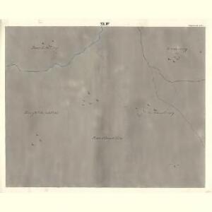 Ostrawitz - m2189-1-040 - Kaiserpflichtexemplar der Landkarten des stabilen Katasters
