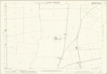 Hertfordshire VII.6 (includes: Arlesey; Letchworth; Stotfold) - 25 Inch Map
