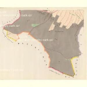 Kaltenlutsch - m2928-1-004 - Kaiserpflichtexemplar der Landkarten des stabilen Katasters