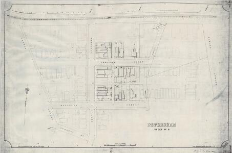 Petersham, Sheet 6, 1896