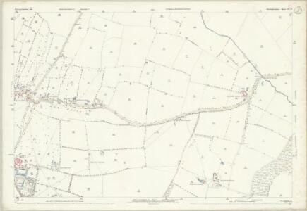 Huntingdonshire XXI.10 (includes: Diddington; Grafham; Great Staughton; Southoe and Midloe) - 25 Inch Map