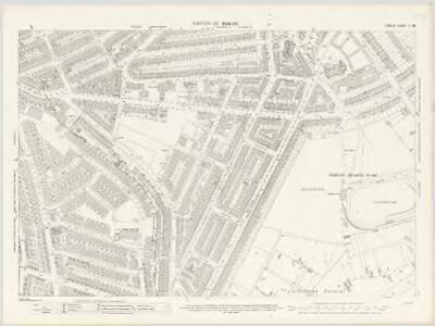 London VI.38 - OS London Town Plan