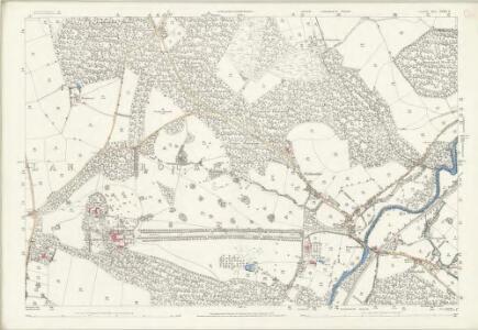 Cornwall XXXIV.11 (includes: Cardinham; Lanhydrock; St Winnow) - 25 Inch Map