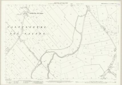 Lincolnshire XLIX.11 (includes: Great Carlton; Saltfleetby All Saints; Saltfleetby St Clement; Saltfleetby St Peter; Theddlethorpe All Saints; Theddlethorpe St Helen) - 25 Inch Map