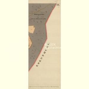 Schiltern - m3059-1-015 - Kaiserpflichtexemplar der Landkarten des stabilen Katasters