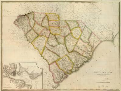 Composite:  Map Of South Carolina