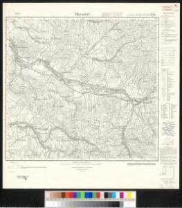 Meßtischblatt 3296 : Ullersdorf, 1936