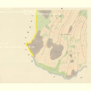 Hosterschlag - c1041-1-003 - Kaiserpflichtexemplar der Landkarten des stabilen Katasters