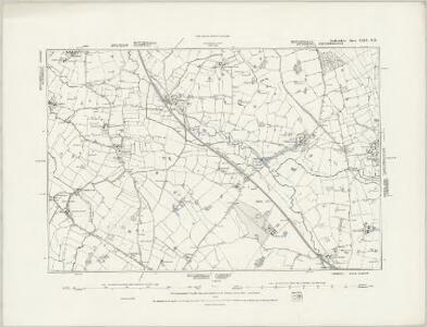 Staffordshire XXIX.NW - OS Six-Inch Map