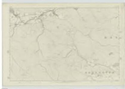 Perthshire, Sheet LXXII - OS 6 Inch map
