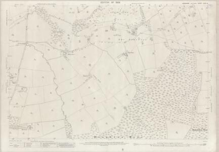 Yorkshire CCIX.10 (includes: Market Weighton; Newbald; Sancton; South Cliffe) - 25 Inch Map