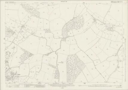 Essex (New Series 1913-) n XII.16 (includes: Brent Pelham; Clavering; Meesden) - 25 Inch Map