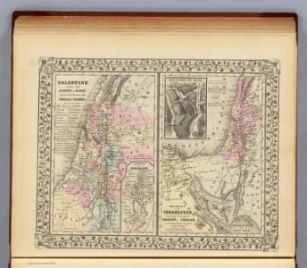 Palestine, Israelites.
