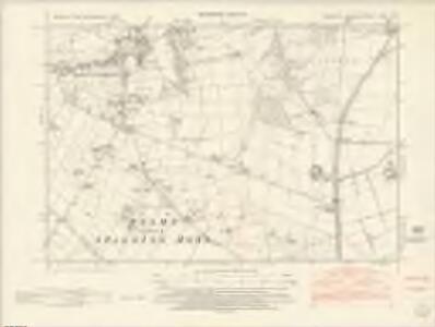 Yorkshire CCVIII.SE - OS Six-Inch Map