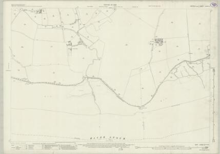 Suffolk LXXXIX.5 (includes: Erwarton; Harkstead; Ramsey) - 25 Inch Map