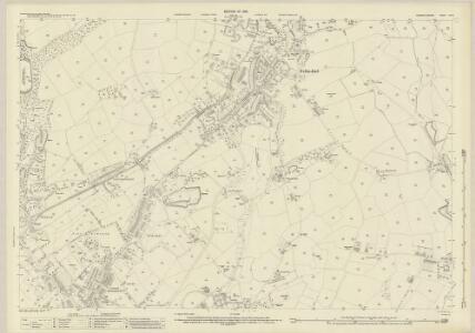 Carmarthenshire LVIII.3 (includes: Llanelli; Llanelly Rural) - 25 Inch Map