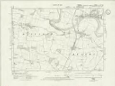 Durham LIV.SE - OS Six-Inch Map