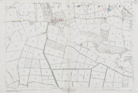 Somerset LI.16 (includes: Ashcott; Greinton; Walton) - 25 Inch Map