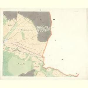 Wittingau - c8043-1-005 - Kaiserpflichtexemplar der Landkarten des stabilen Katasters