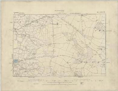 Gloucestershire XXVI.NW - OS Six-Inch Map