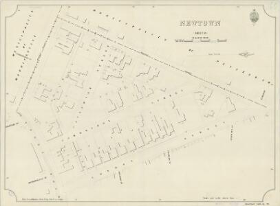 Newtown, Sheet 19, 1891
