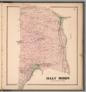 Half Moon, Saratoga County, New York.