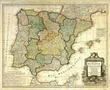 Regnorum Hispaniæ et Portvgalliæ tabula generalis