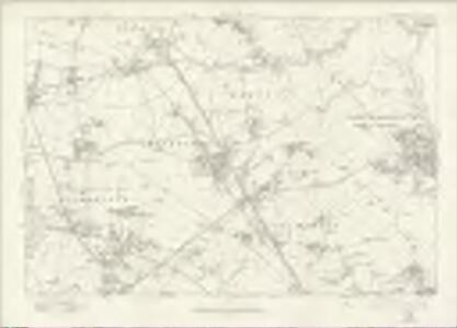 Northumberland nLXXXVI - OS Six-Inch Map