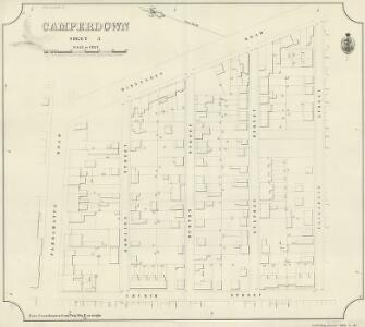 Camperdown, Sheet 3, 1890