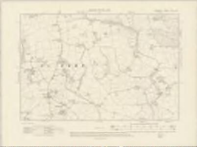 Cornwall XLIX.SW - OS Six-Inch Map