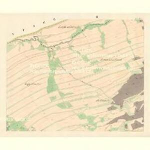 Söhle (Zilina) - m3665-1-002 - Kaiserpflichtexemplar der Landkarten des stabilen Katasters