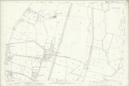 Middlesex VII.12 (includes: Chingford; Edmonton All Saints) - 25 Inch Map