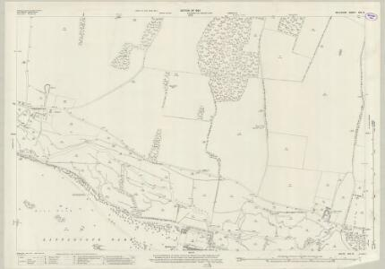 Wiltshire XXX.6 (includes: Chilton Foliat; Ramsbury) - 25 Inch Map