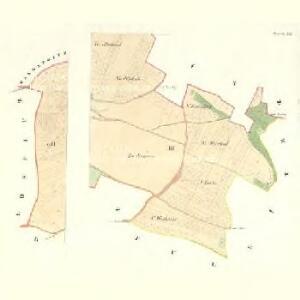 Radotitz - m2528-1-003 - Kaiserpflichtexemplar der Landkarten des stabilen Katasters