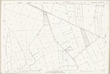 Yorkshire CCVII.4 (includes: Ellerton; Foggathorpe; Melbourne) - 25 Inch Map