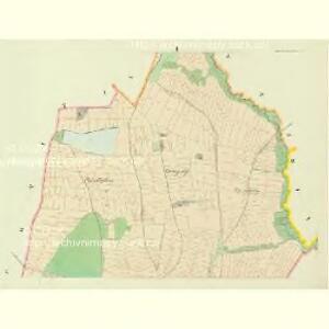 Ober Porzitsch (Horo Porzitsch) - c2124-1-001 - Kaiserpflichtexemplar der Landkarten des stabilen Katasters