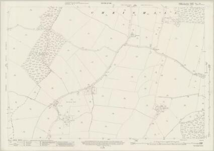 Essex (New Series 1913-) n VI.16 (includes: Chrishall; Great Chishill) - 25 Inch Map
