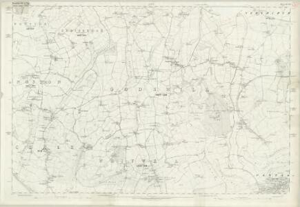 Hampshire & Isle of Wight XCVIII - OS Six-Inch Map