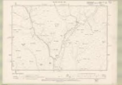 Dumfriesshire Sheet XVIII.NW - OS 6 Inch map