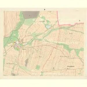 Hurr - c2434-1-002 - Kaiserpflichtexemplar der Landkarten des stabilen Katasters