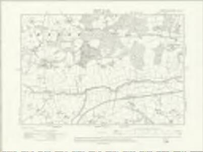 Sussex XLIV.SE - OS Six-Inch Map