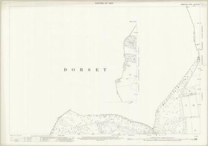 Hampshire and Isle of Wight LXII.10 & 6 (includes: Alderholt; Fordingbridge; Harbridge and Ibsley) - 25 Inch Map