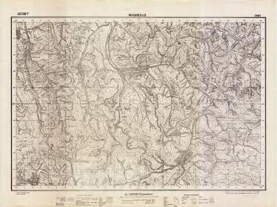 Lambert-Cholesky sheet 3564 (Magheruş)