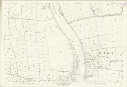 Lincolnshire XVIII.13 (includes: Belton; Burringham; East Butterwick; Messingham; West Butterwick) - 25 Inch Map